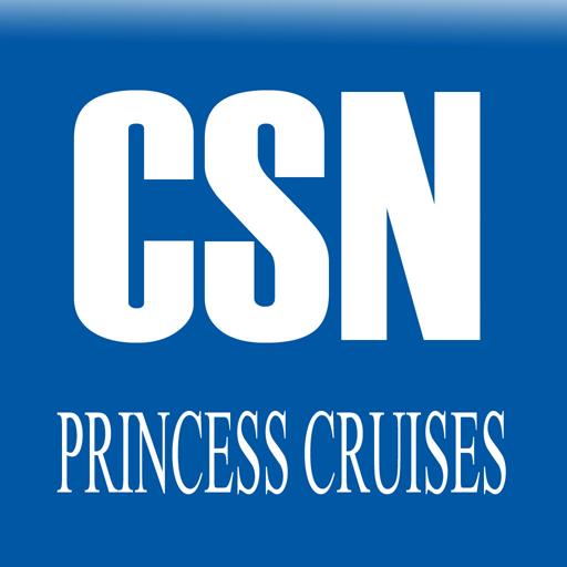 CSN: Princess Cruises 旅遊 App LOGO-APP開箱王