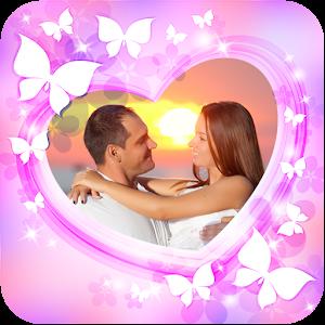 Insta Heart Photo Frames 攝影 App LOGO-APP試玩
