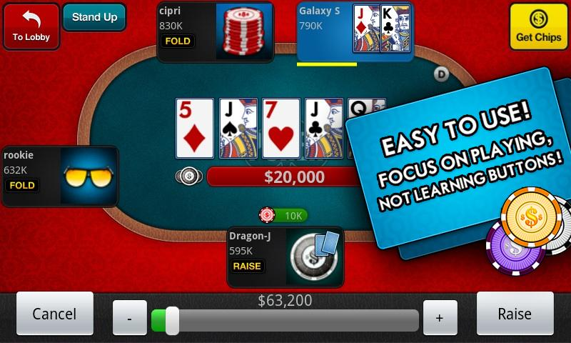 VIP Poker- screenshot