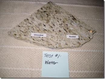 Jen And Dave S Reno The Granite Test