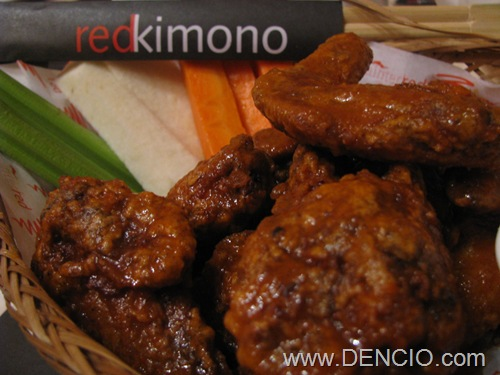 Buffalo Wings 10Pcs P315++