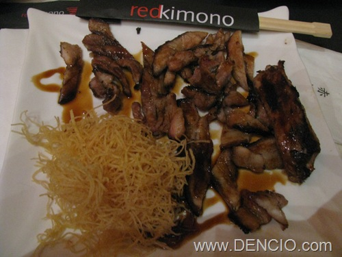 Pork Ribs Teriyaki P200++