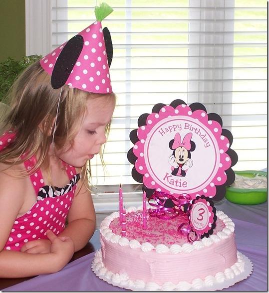 Party Pops: My Katie's 3rd Birthday