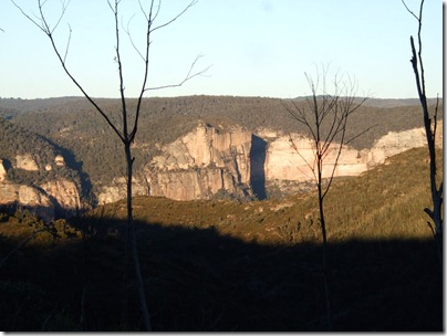Blue Mountains Cliffs 2