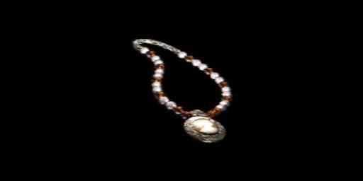 By hkgoldenmra bio hazard 4 resident evil 4 pearl pendant 10000 aloadofball Choice Image