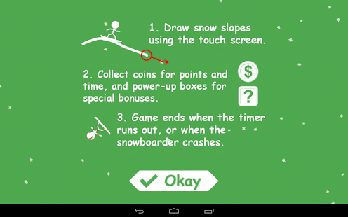 Snow Slopes - screenshot thumbnail