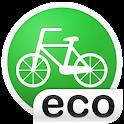 자전거 마일리지 – Bike ECO Mileage logo