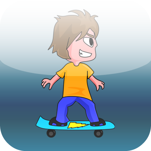 Ollie Skater Boy LOGO-APP點子