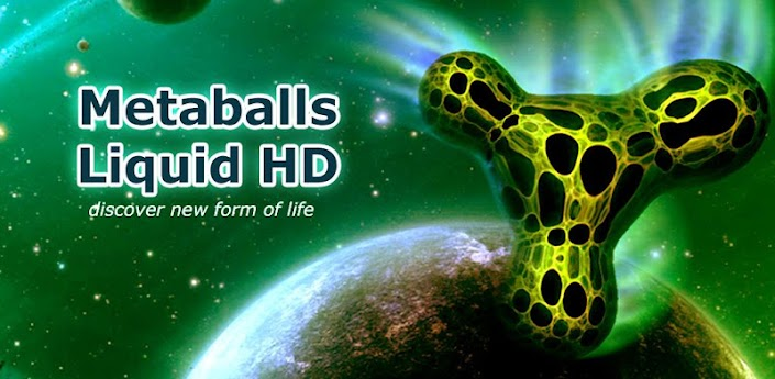Metaballs Liquid HD
