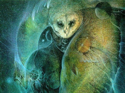 Shamans often use power animals or spirit animals to help guide someone through their deepest pain to heal it.