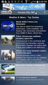 First Alert Weather KMBC 9 – Kansas City severe weather alerts, maps