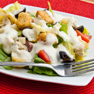 Pesto Salad Dressing Recipes.