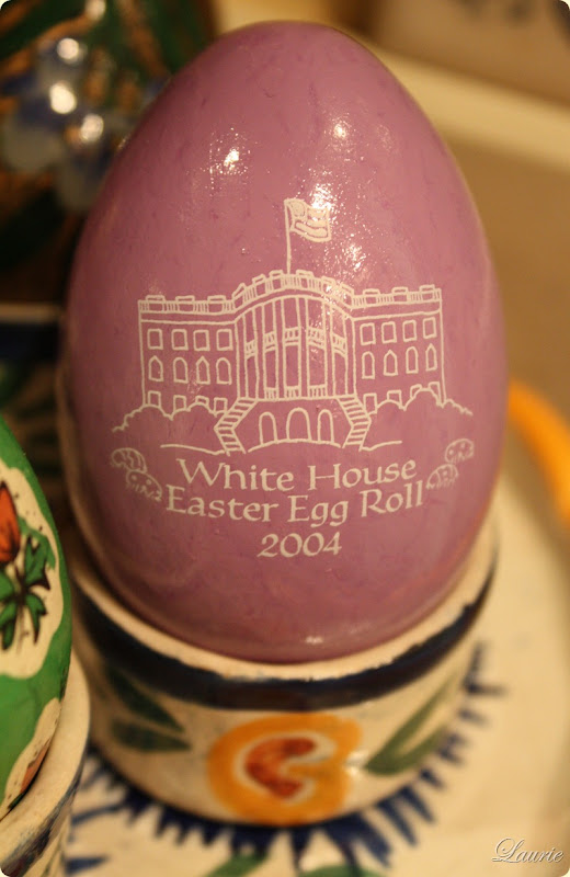 white house egg