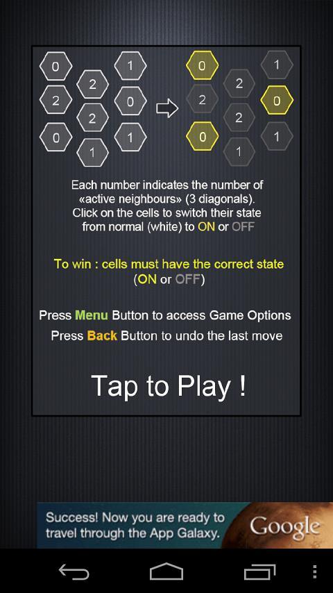 PolyCount- screenshot