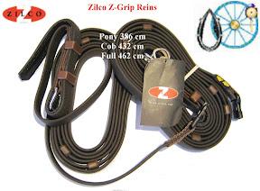 Zilco ZGB Z-Grip Single Harness Reins