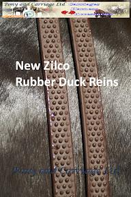 Zilco New ZG Reins (known as Rubber Duck Reins)