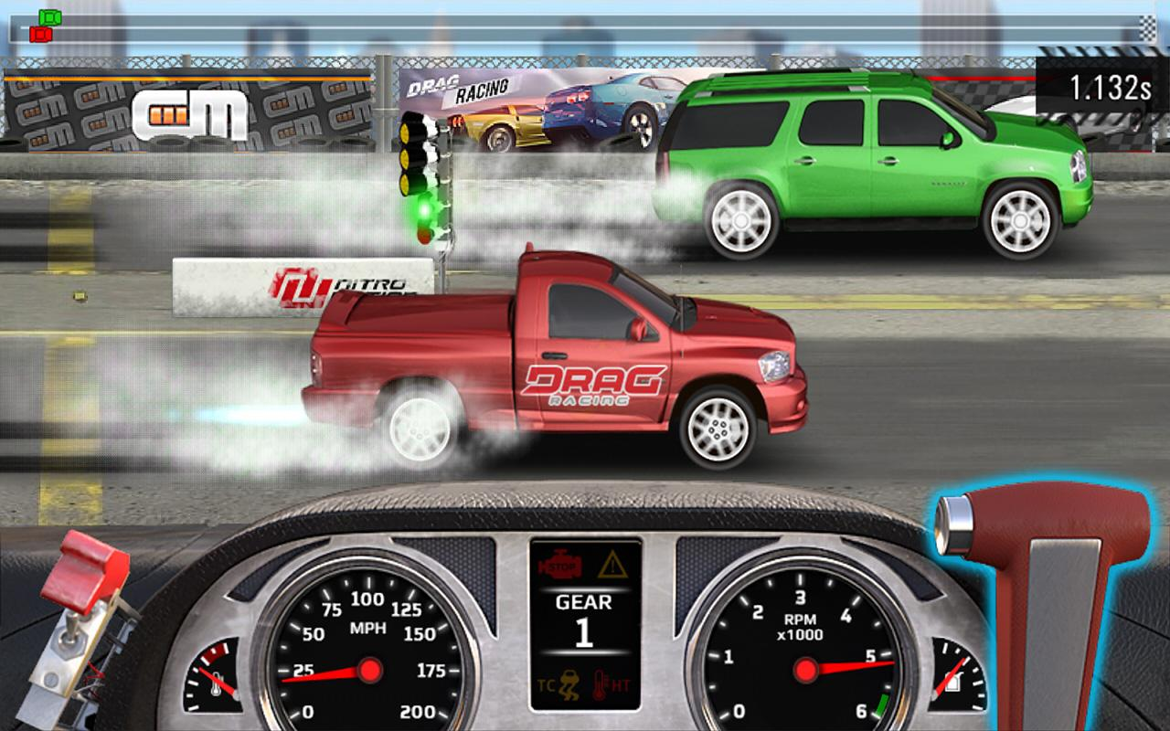Drag Racing 4x4- screenshot