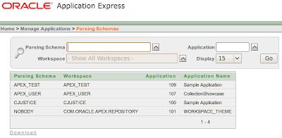 ORACLENERD: APEX: Manage Applications