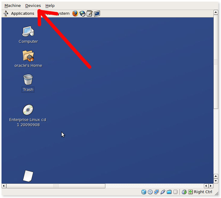 ORACLENERD: OEL, VirtualBox and Shared Folders