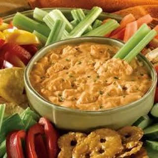 Frank's® Red Hot® Buffalo Chicken Dip.