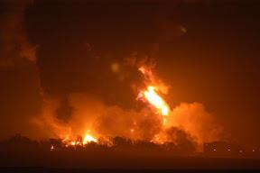 Buncefield Fuel Fire of 2005