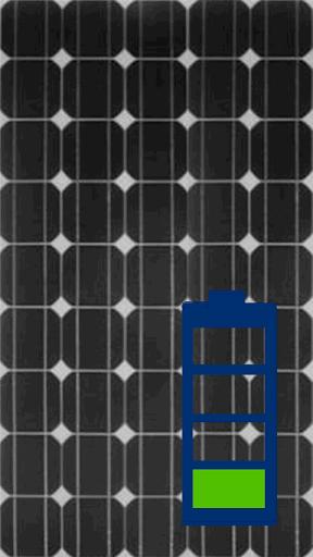 مزحة شحن البطارية بطاقة شمسية