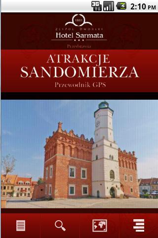 Atrakcje Sandomierza