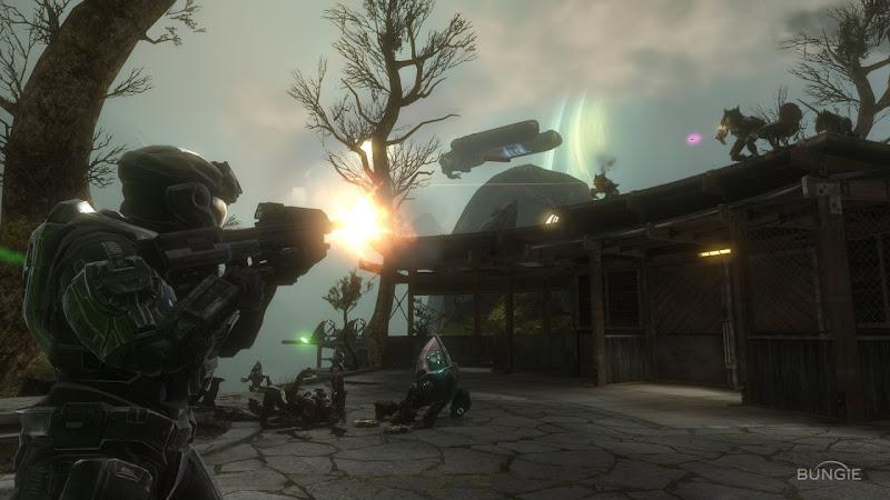 Vidéo Test Halo Reach