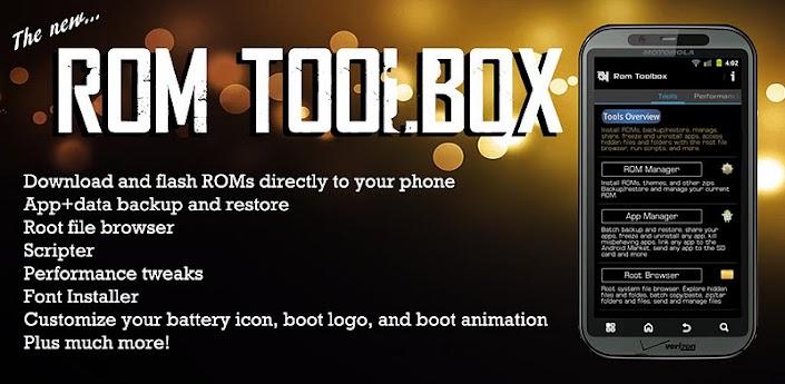 ROM Toolbox Pro v5.4.3