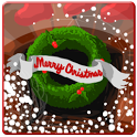 Christmas Snow-Globe LWP icon