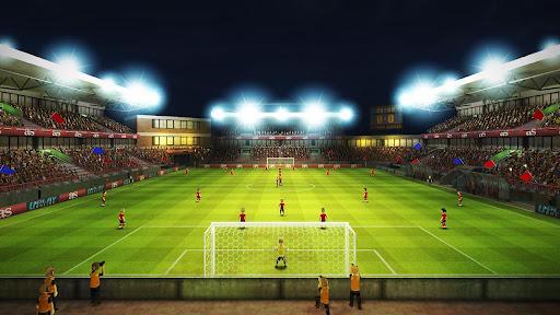 Striker Soccer Euro 2012 Pro  screenshots 1