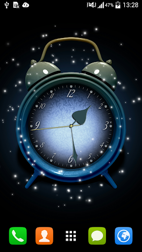 Cool Clock for Home Screen