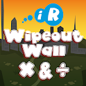 Wipeout Wall (x & ÷) icon