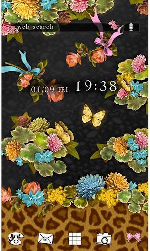 Flowers & Leopard Wallpaper 1.0.0 Windows u7528 1