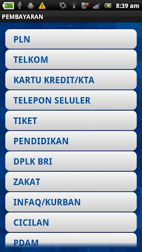 BRI Mobile  screenshots 5