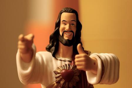Draudziņš Jēzus