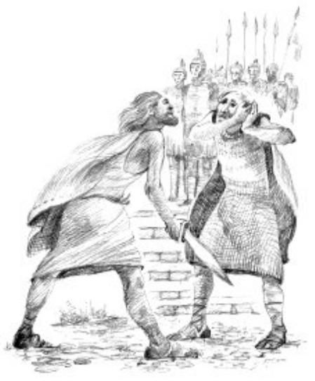 Apustulis Pēteris un zobens