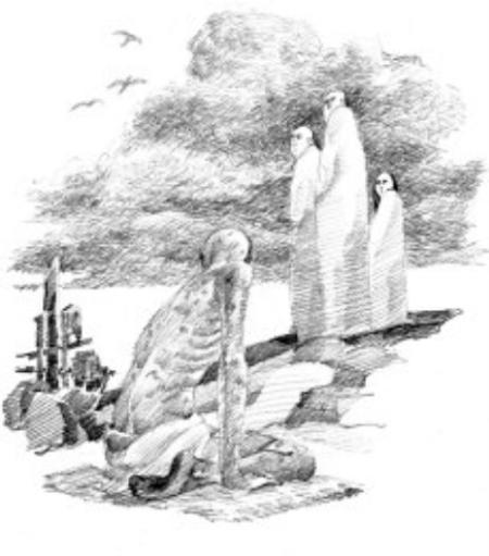 Dieva kalpa Ījaba smagās ciešanas