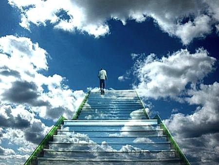 Debesu valstība virs zemes
