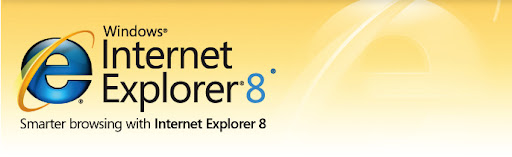 Best viewed in Internet Explorer 8