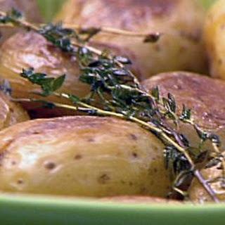 Cracked Potatoes.
