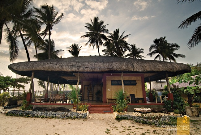 Matabang Beach Resort's Main Hall