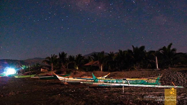 Amongst the Stars at Abra de Ilog's Amazona Beach