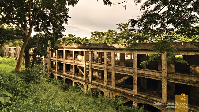 The Endless Middleside Barracks of Corregidor