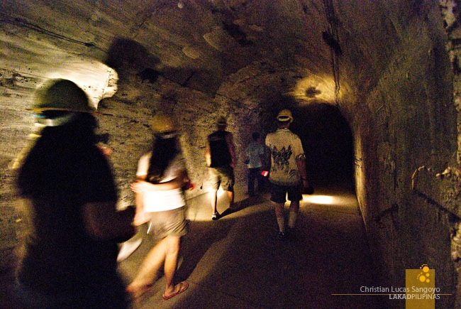 Into the Darkness Under Corregidor's Malinta Hill
