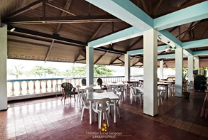A Bistro that Catering to the Beachgoers at Corregidor