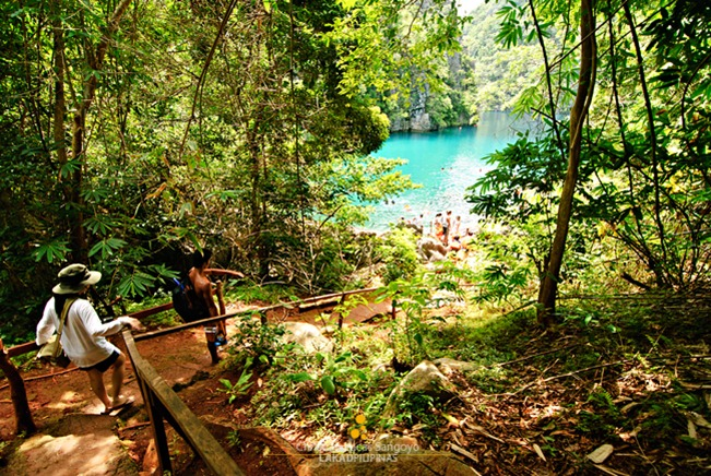 Coron's Kayangan Lake at Last