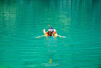 Snorkeling Above Coron's Kayangan Lake