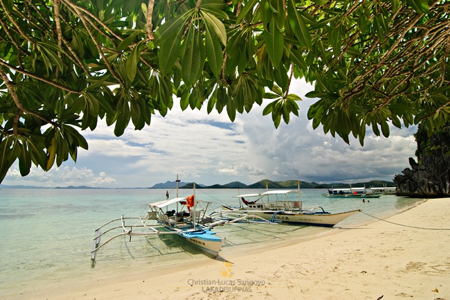 Life's a Beach at Coron