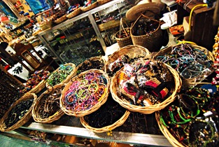 Trinkets Galore at Coron Souvenir Shop